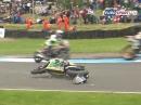Knockhill British Superbike R5/15 (MCE BSB) Race1 Highlights