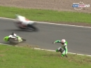 Knockhill British Superbike R5/15 (MCE BSB) Race2 Highlights