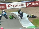 Knockhill, Feature Race, British Supersport (Quattro Group BSS) 2021, Highlights