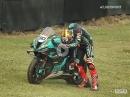 Knockhill, Race 1 - British Superbike R4/21 (Bennetts BSB) Highlights