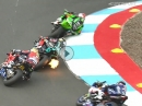Knockhill, Race3, British Superbike R6/21 (Bennetts BSB) Highlights