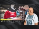 Kommt eine Aprilia RS 400?, Motorradhelm HJC Superman uvm. Motorrad Nachrichten