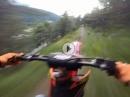 Komplett gestört im Dreck! KTM SX 125 Eskalation