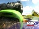 Beinharter Motorsport! Die besorgen es sich richtig! British F1 Sidecar
