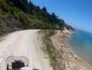 Korfu (Griechenland) mit dem Motorrad