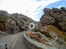 Korsika Nordwestküste: Col de la Serra nach Marine de Negro