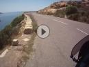 Korsika Westküste mit Honda CBR1000R - Schöne Ecke