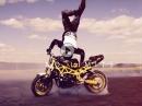 Kracher: Friends, bikes & stunts - Geht vorwärts - Top Infamous Team
