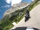 """Kracher Video: """"Why we ride"""" Aprilia Tuono RSV4, Urlaub, andrücken, Bikeporn - geht steil!"""