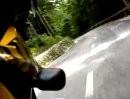 Kranjska Gora Abfahrt