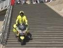 Krankenmotorrad / Ambulanz Motorrad (Holland) - coole Idee