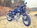 Kreidler Custom Scrambler 125 / CR125 Umbau by Bike Tech Lohmann