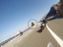 Kroatien Küstenstraße BMW S1000RR | KTM 990 Superduke - Traumhaft