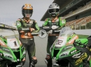 Kawasaki Racing Team 2020 Team Launch mit Jonathan Rea und Alex Lowes