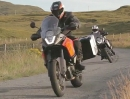 KTM 1190 Adventure 2013 Action Video