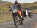 KTM 1190 Adventure 2013 Action Video