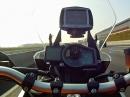 KTM 1190 Adventure 299km/h (Tacho) nicht schlecht für ne Reiseenduro