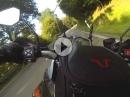 KTM 1190 Adventure flott bewegt