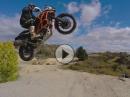 KTM 1190 Adventure R - Chris Birch lässt 'die Sau' raus - Sehr Geil!