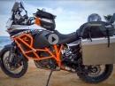 KTM 1190 Adventure R Testride Motovlog Jens Kuck von Motolifestyle