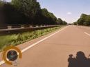KTM 1190 Adventure - was geht auf der Autobahn (GPS gemessen)