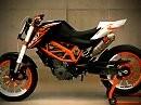 KTM 125 Concept - offizielles Video 2010