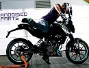 KTM 125 Duke - Individuell durch Power-Parts - cool