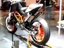KTM 125 Konzept - Vorstellung Eicma