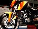 KTM 125ccm - die Entwicklung