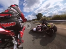 KTM 1290 Crash: Kurve, Dreck, Rutscher - dumm gelaufen