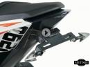 KTM 1290 Super Duke - Puig Kennzeichenträger Kennzeichenhalter