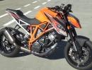 KTM 1290 Super Duke R Vorstellung. Böse Leistung, böser Sound