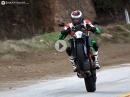 KTM 1290 Super Duke - Wheelies on Demand! Yess