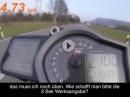 KTM 1290 Superduke - Beschleunigungsversuche von KurvenradiusTV