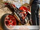 KTM 1290 Superduke R - SC Project Auspuff mit, ohne DB Killer