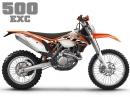 KTM 500EXC (2014) Waffe für Dreck, Schotter und Schlamm