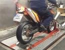 KTM 660 SMC Tuning Leistungsmessung 66PS MKM Bikes