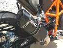KTM 690 DUKE SC-PROJECT Auspuffanlage