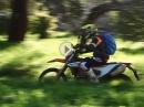 KTM 690 Enduro R - Enduro Test in Faro (Portugal) by Jens Kuck Motolifestyle