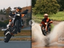 KTM 690 SMC R vs. KTM 690 ENDURO R - Street or Dirt?