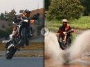 KTM 690 SMC R vs. KTM 690 ENDURO R - Street or Dirt?