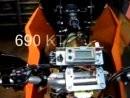 KTM 690 Vorbereitung Dakar 2008