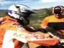 KTM 950R Präsentation in Afrika mit Giovanni Sala