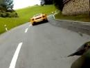 KTM 990 SM vs. Lamborghini Gallardo