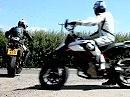 KTM 990 SMR vs Ducati Hypermotard Evo SP