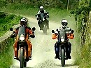 KTM Adventure Tours durch den Chianti, Italien
