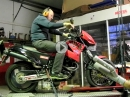 "KTM 640 Duke 2 ""Chili Red Edition"" Dynorun, Bikeporn, Soundcheck | PS-Treff"