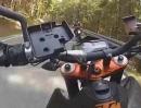 KTM-LC4.net Sauerlandtreffen -GoPro HD Hero 2 mit Brustgurt