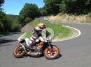 "KTM Duke 690 ""Sunday Morning"" in der Eifel"