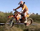 KTM Enduro Werksteam in Action